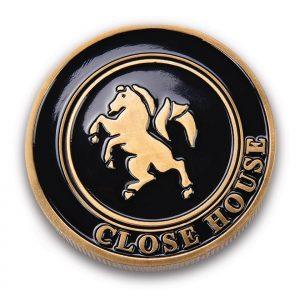 Close House Logo Ball Marker