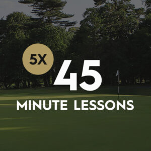 5 X 45 Minute Lessons