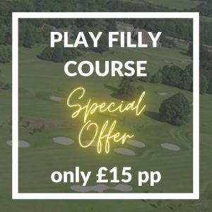 *** Special British Masters Offer *** Play The Filly Course For ONLY £15