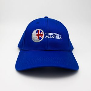 British Masters/Close House Cap Blue