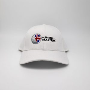 British Masters/Close House Cap White