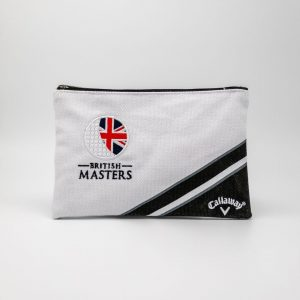 British Masters Valuables Pouch