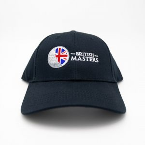British Masters/Close House Cap Navy Blue