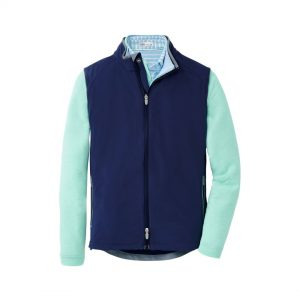 Peter Millar Zephyr Performance Vest – Navy