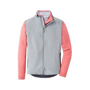 Peter Millar Zephyr Performance Vest – Gale Grey