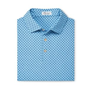 Peter Millar Hudson Performance Polo – Blue