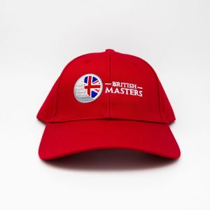 British Masters/Close House Cap Red