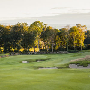 Round Of Golf On The Lee Westwood Championship Colt Course