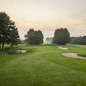 Round Of Golf On The Lee Westwood Filly Course