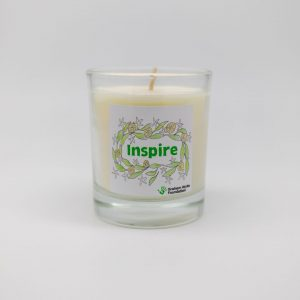 Inspire Sir Graham Wylie Foundation Scented Candle – Single Wick