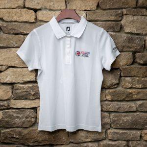 British Masters FJ Ladies Polo White