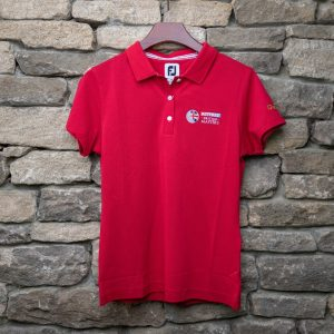 British Masters FJ Ladies Polo Red